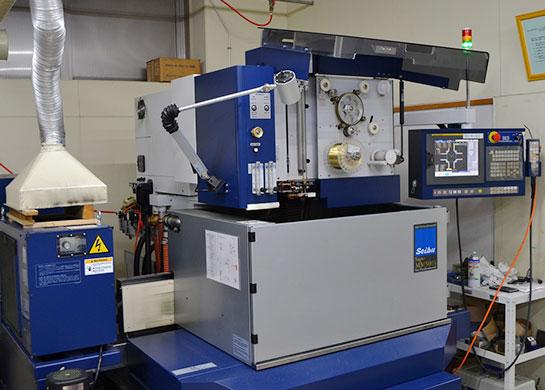 ワイヤー放電加工機 Super MM500S UPH-2