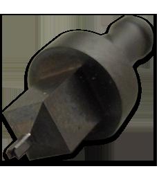 ノズル加工スペック 最小ノズル穴径:φ0.03mm~ 最大ノズル穴深さ:アスペクト比:10倍以上